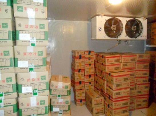 食品冷库设计方案